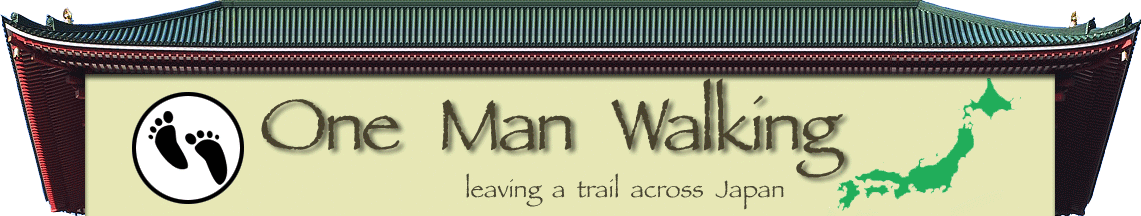 One Man Walking